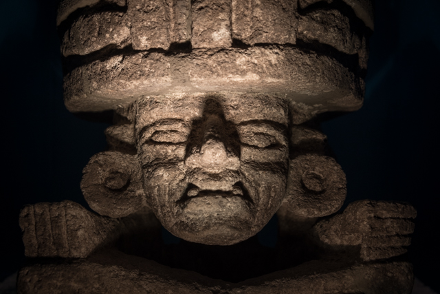 Museum artefact, Teotihuacan