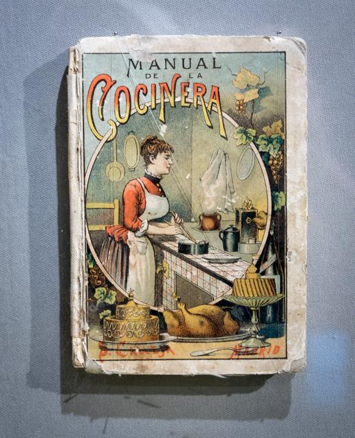Manual de la Cocinera