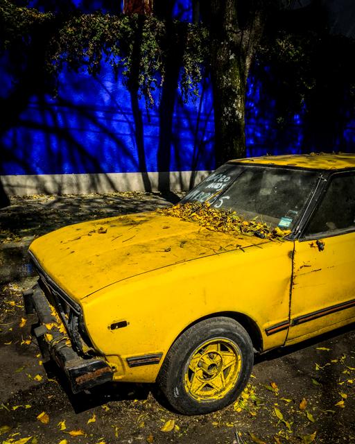 Mexico City Car